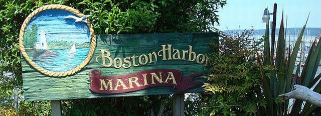 Destination Boston Harbor ♥ BeerBQ